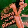 """yvi: jenny Calendar, text: """"Jenny on the Block"""" (Buffy - Jenny)"""