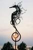 fancyhorse: Seahorse statue/sculpture (Default)
