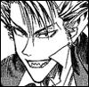 branchandroot: Hiruma grinning with teeth (Hiruma teeth)