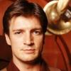 "fajrdrako: Nathan Fillion as Mal Reynolds in ""Firefly"" ([Mal Reynolds])"