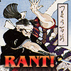 samuraiartguy: Samurai RANT! (Samurai Rant)