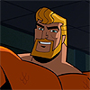 italktofish: cap from wf.toonzone.net (Heroic Grin)