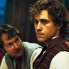 genarti: Combeferre and Enjolras in the Cafe Musain. ([les mis] guide and chief)