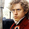genarti: Enjolras looking annoyed and disapproving, and/or about to go revolutionize all the things. ([les mis] both agog and aghast)
