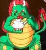 koaloha: (ice cream dragon)