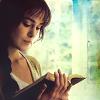 vanillarose: (reading rose)