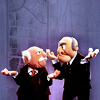 valyssia: Muppets! (Statler and Waldorf)