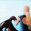 khaleesi_dany: (With dragon)
