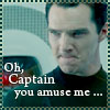 barbayat: (Khan - You amuse me)
