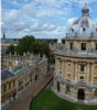 ossamenta: Radcliffe Camera and Brasenose College, Oxford (Oxford)