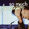 clocketpatch: (Eleven so much face!palm)
