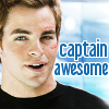 leandraholmes: (Captain Awesome)