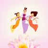 chacusha: (mulan princesses, yayyyy)
