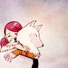 chacusha: (hugs, gkc - annie and reynardine)
