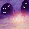 whymzycal: animated soot from Spirited Away (soot!)
