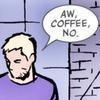 nerdwegian: (hawkguy aw coffee no)