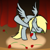 achocolatati: Derpy bowing to the crowd (encore)