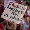 mandolin13: Sign held up at Phillie game (Chase Utley Sign)