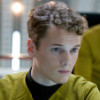 jelazakazone: Serious looking Chekov at his station (chekov bridge)