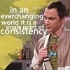 travelingmonkey: Big Bang Theory; Sheldon - point of consistency (bbt_consistency)