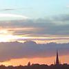 zooey_glass: Sunset skyline (Default)