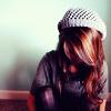 milkovich: (stock » girl hat)