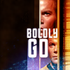 "sixbeforelunch: Jim Kirk from Star Trek TOS, text reads ""Boldly Go"" (trek - boldly go)"