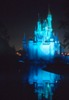 georgmi: Cinderella Castle at Walt Disney World (castle_night)