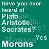 georgmi: (Morons!)