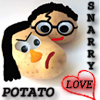 alisanne: (Snarry potato love)