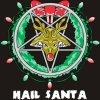 masque12: (hail santa)