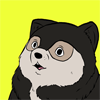 hachitaro: (tanukiface., oh no my disguise stopped working!)