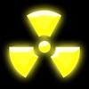 totallyradioactive: The symbol for radioactivity (Radioactive)
