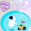 squeakchan: (Wall-E - Eve and Wall-E)