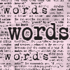 brigid: (words)