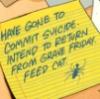 smilespiderhatesyou: (Spider Suicide)