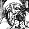 chagrined: gd i love this panel (vore bleeding)