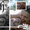 "glassalice: 2 girls laughing together, ""happiness"" (happiness)"