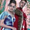 teshara: (hermione krum blue dress)