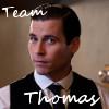 teshara: (team thomas)