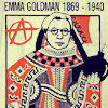 ahorbinski: Emma Goldman, anarchist (play the red queen's game)