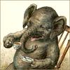 semyaza: (Elephant tea)