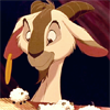 pob: djali the goat from disney's hunchback of notre-dame (DJALI)