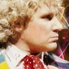 mad_jaks: 6th Doctor in profile (06)