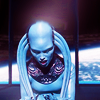 goodbyebird: The Fifth Element: Diva Plavalaguna singing on stage. (ⓕ all the space opera all of itttt)