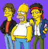 wednes: (Homer/Stones)