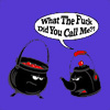 wednes: (Pot meets Kettle)