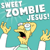 wednes: (Farnsworth/zombie jesus)