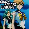 effex: Crazy badass lesbians (Crazy badass lesbians)