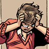 throughthedark: Giles, nearly tearing his hair out with frustration (Can't deal right now)